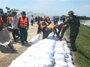 Thanh Hoa holds flood preparation, response drills