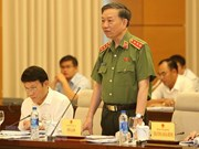 No restricted zones in handling violations: Public Security Minister