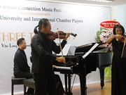 HCM City to host classical music extravaganzas