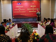 Women's Unions of Quang Nam, Laos' Sekong foster cooperation