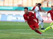 ASIAD 18: Vietnam defeat Pakistan 3-0 in men's football