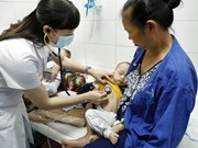 Vaccination urged as measles spreads fast in Hanoi