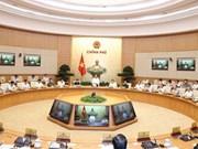 Cabinet members debate institutional development