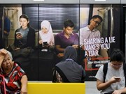 Malaysian parliament repeals law against fake news