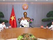 PM urges stronger development of sea-based economy