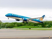 Vietnam Airlines' pre-tax profit surges 87 percent in six months