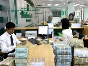 Reference exchange rate goes down