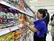 HCM City food, foodstuff sales rise by 13.7 percent