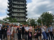 Vietnamese, Chinese youths engage in exchange in Da Nang