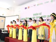 Vietnam Renewable Energy Week 2018 opens