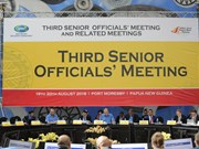 APEC Senior Officials' Meeting promotes regional economic cooperation
