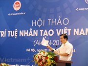 VN needs to optimise artificial intelligence for development: official