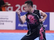 ASIAD 2018: wushu brings Vietnam one silver, one bronze on Aug.21