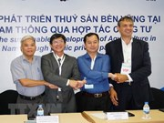 Mekong Delta PPP sustainable fishery development project launched
