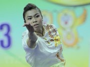 Vietnam wins ten medals at ASIAD
