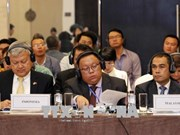 WEF ASEAN meets common concerns of regional countries and beyond