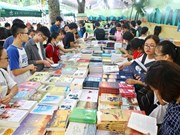 Autumn Book Festival opens in Hanoi