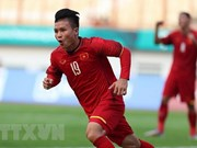 ASIAD 2018: Two Vietnam footballers listed in typical team