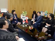 Government Inspectorate delegation visits Japan