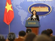 Vietnam demands Taiwan end live-fire drills on Ba Binh Island