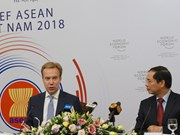 Foreign representatives hails Vietnam's preparation for WEF ASEAN