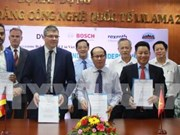 Germany supports human resource training to serve Industry 4.0