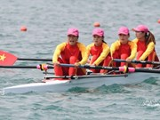 ASIAD 2018: Vietnamese female rowers get rewards