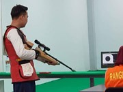 ASIAD 2018: Shooter Ngo Huu Vuong grabs bronze