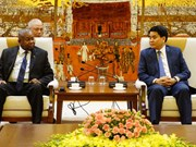Hanoi, Mozambique step up cooperative activities