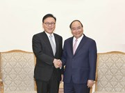 Honorary diplomat asked to help bolster Korean investment in VN