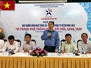ICT helps develop smart urban areas in HCM City