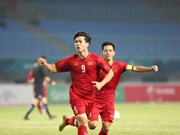 ASIAD 18: Asian media spotlight Vietnam Olympic's historic win