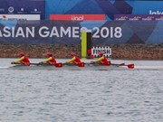 ASIAD 2018: Vietnamese rowers bring home one more silver