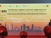 Smart-city development plans discussed