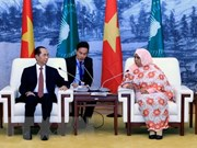 Vietnam treasures ties with African nations: President