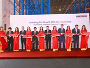 US chemical maker opens new facility in Binh Duong