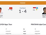 ASIAD 2018: Vietnam wins third silver in Pencak Silat