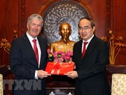 Ho Chi Minh City, New Zealand boost trade
