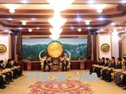 Court cooperation contributes to Vietnam-Laos relations