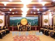 Court cooperation contributes to Vietnam-Laos relations