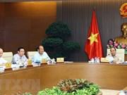 Permanent gov't members discuss socio-economic performance