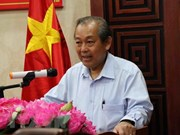Deputy PM commends businesses' role in national economy