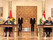Vietnam, Egypt issue joint statement