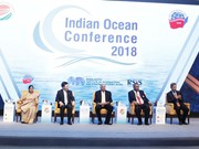 Indian Ocean Conference focus on building regional architecture