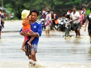 Over 50,000 Myanmar people evacuate due to dam breach