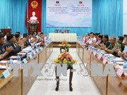 An Giang, Cambodia's Takeo province forge cooperation