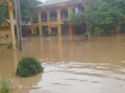 Floods, landslides ravage northern localities