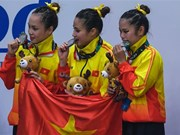ASIAD 2018: Vietnam bags another silver in Pencak Silat