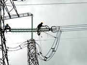 Laos' power import falls slightly in six months