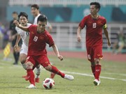 ASIAD 2018: Foreign news outlets hail Vietnamese squad's brave run